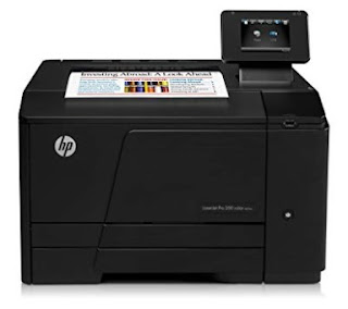 Download HP LaserJet Pro 200 color Printer M251 Printer Drivers