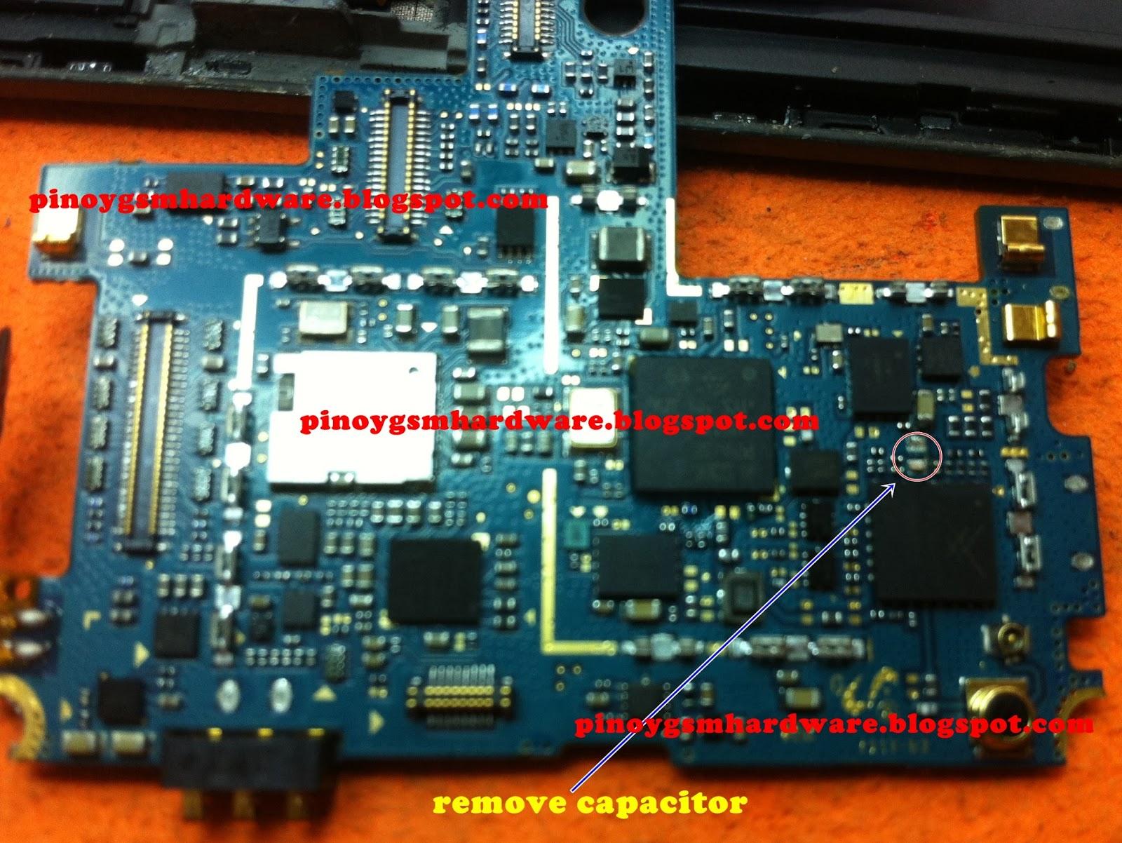 Samsung T959v Shorted Solution