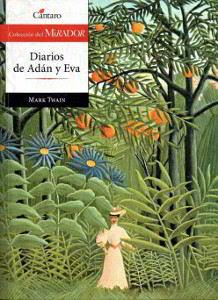Portada del libro Diarios de Adán y Eva para descargar en epub y pdf gratis