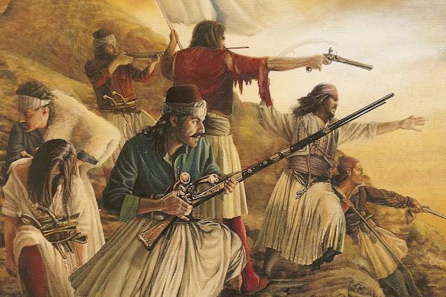 Απάντηση στην βρώμικη προπαγάνδα για την Επανάσταση του 1821
