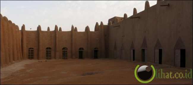 Masjid Besar Djenné