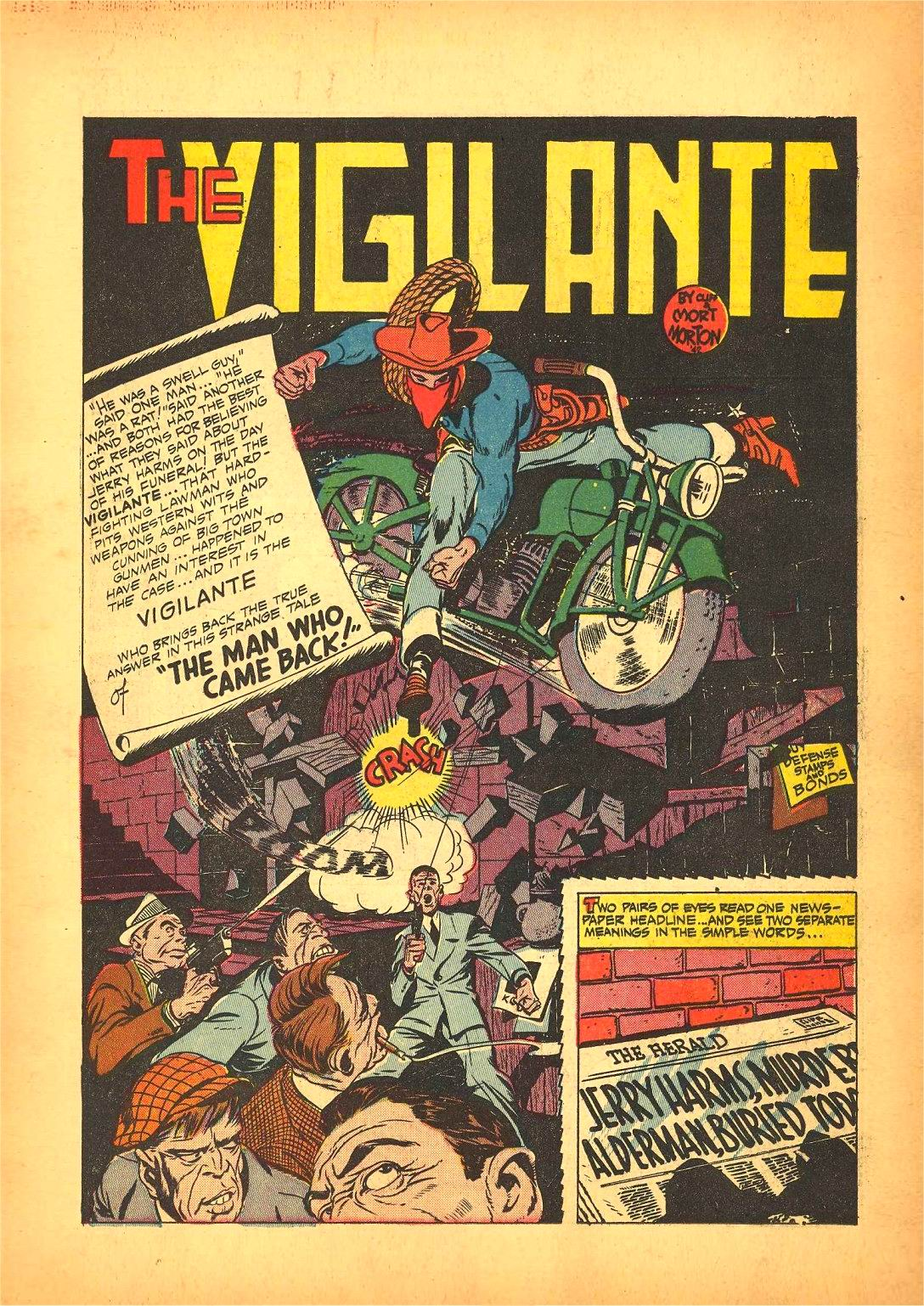 Read online Action Comics (1938) comic -  Issue #50 - 25