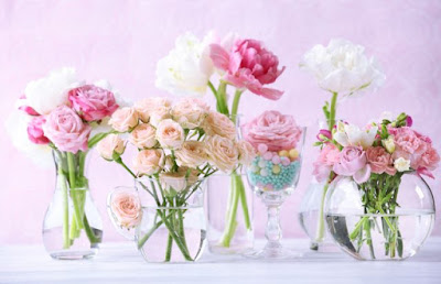 5 Tips Agar bunga di Vas Lebih Awet