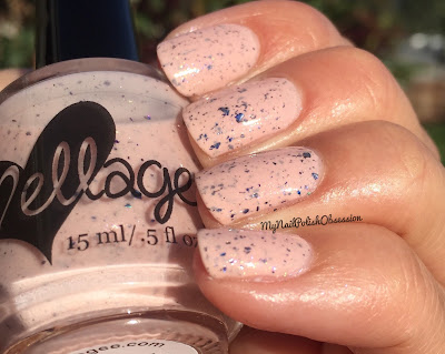 ellagee Spring Trio 2016, Petal Pushers, Peony For Your Thoughts