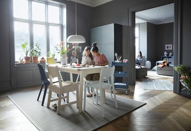 Catálogo IKEA 2019: Salón