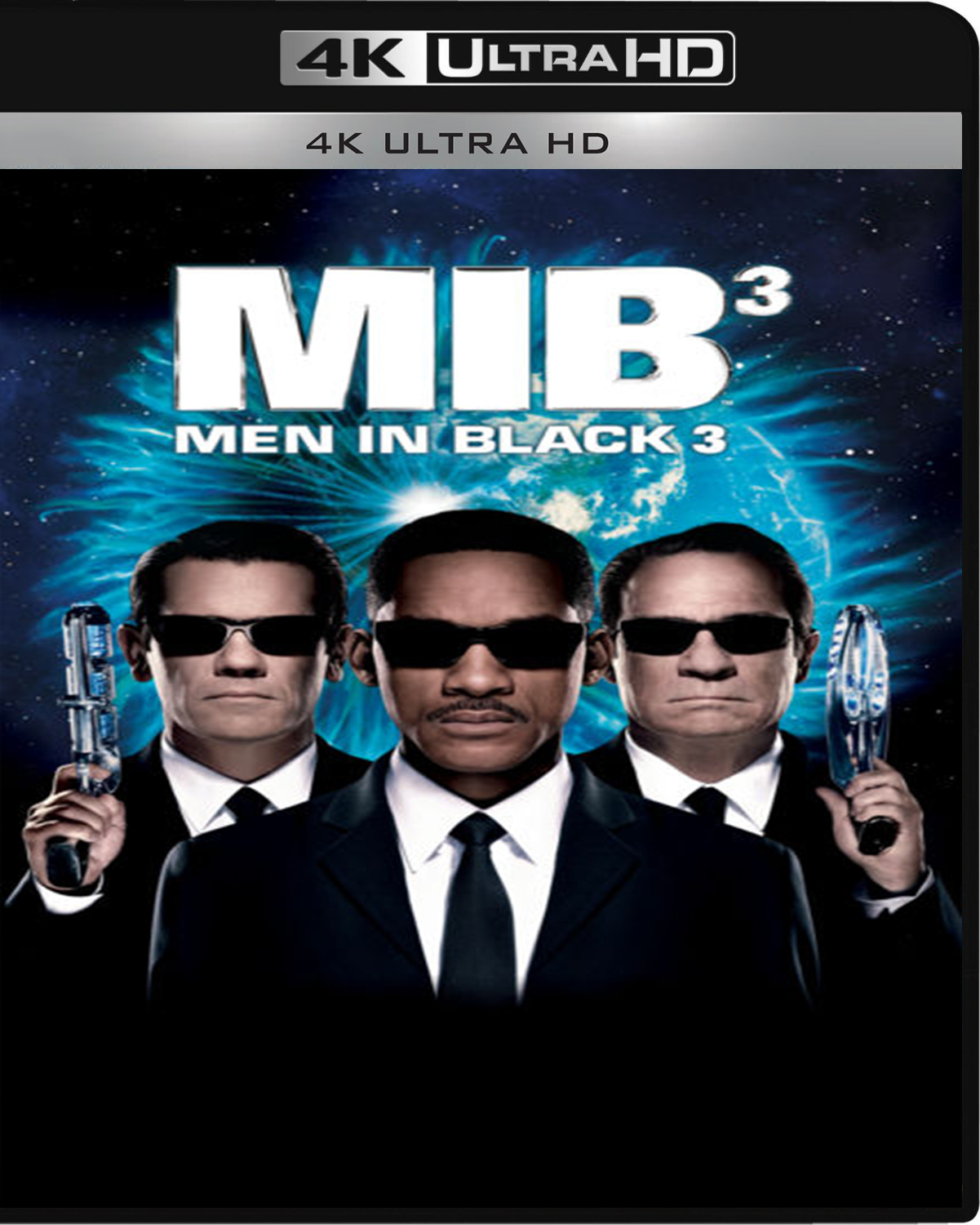 Men in Black 3 [2012] [UHD] [2160p] [Latino – Castellano]
