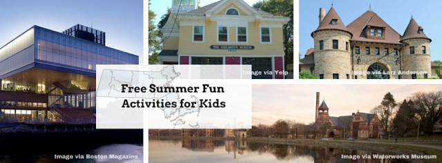 Free Summer Fun Activities for Kids