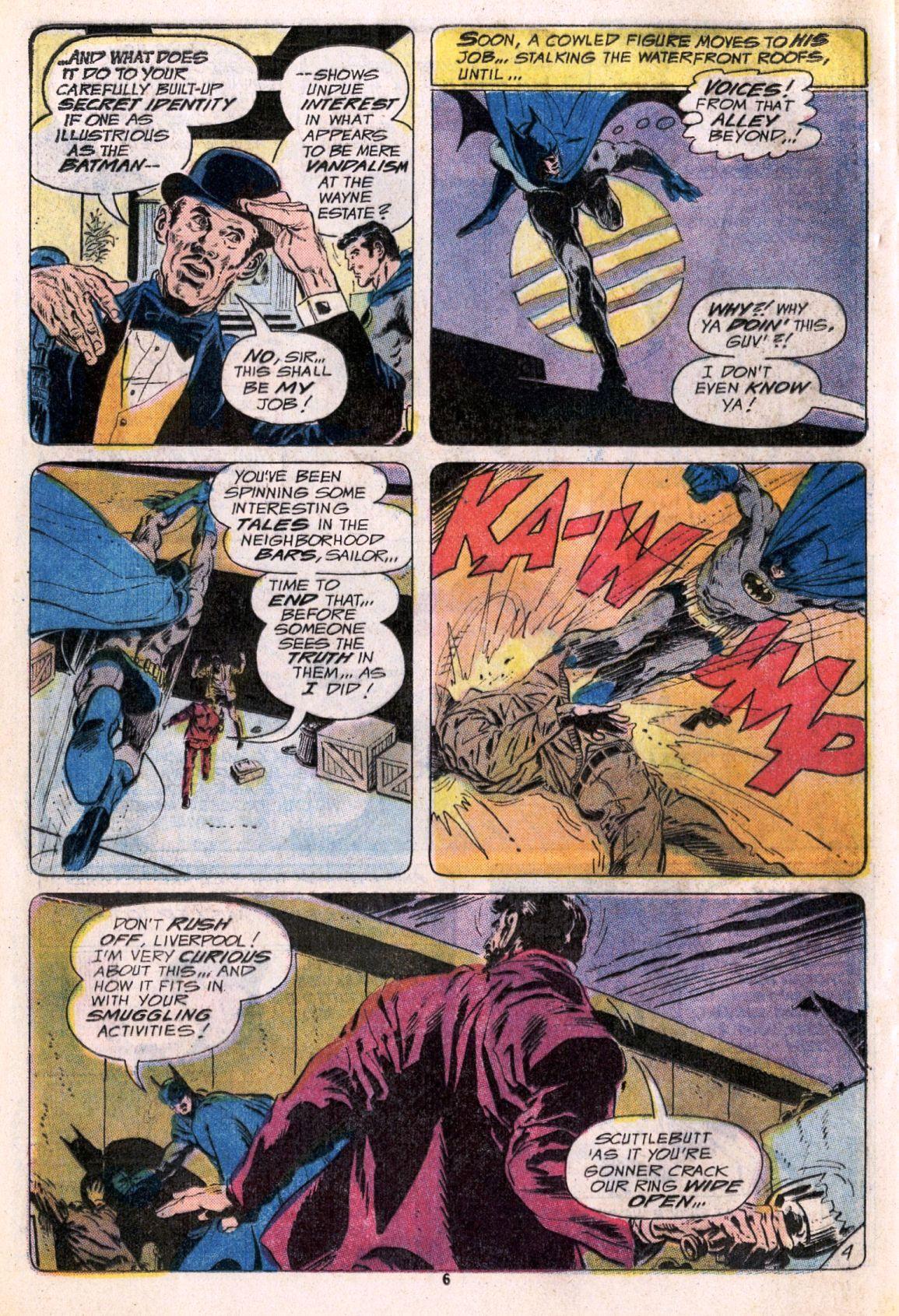 Detective Comics (1937) 438 Page 5
