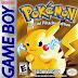 Download Pokemon Yellow Version Gameboy Color (GBC) ROM