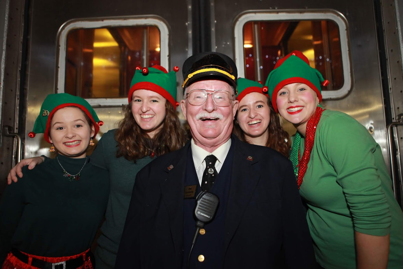 Theme simply the polar express in french lick