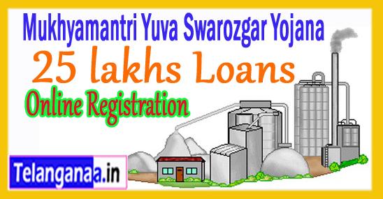 Mukhyamantri Yuva Swarozgar Yojana 2017 Chhattisgarh Application Forms