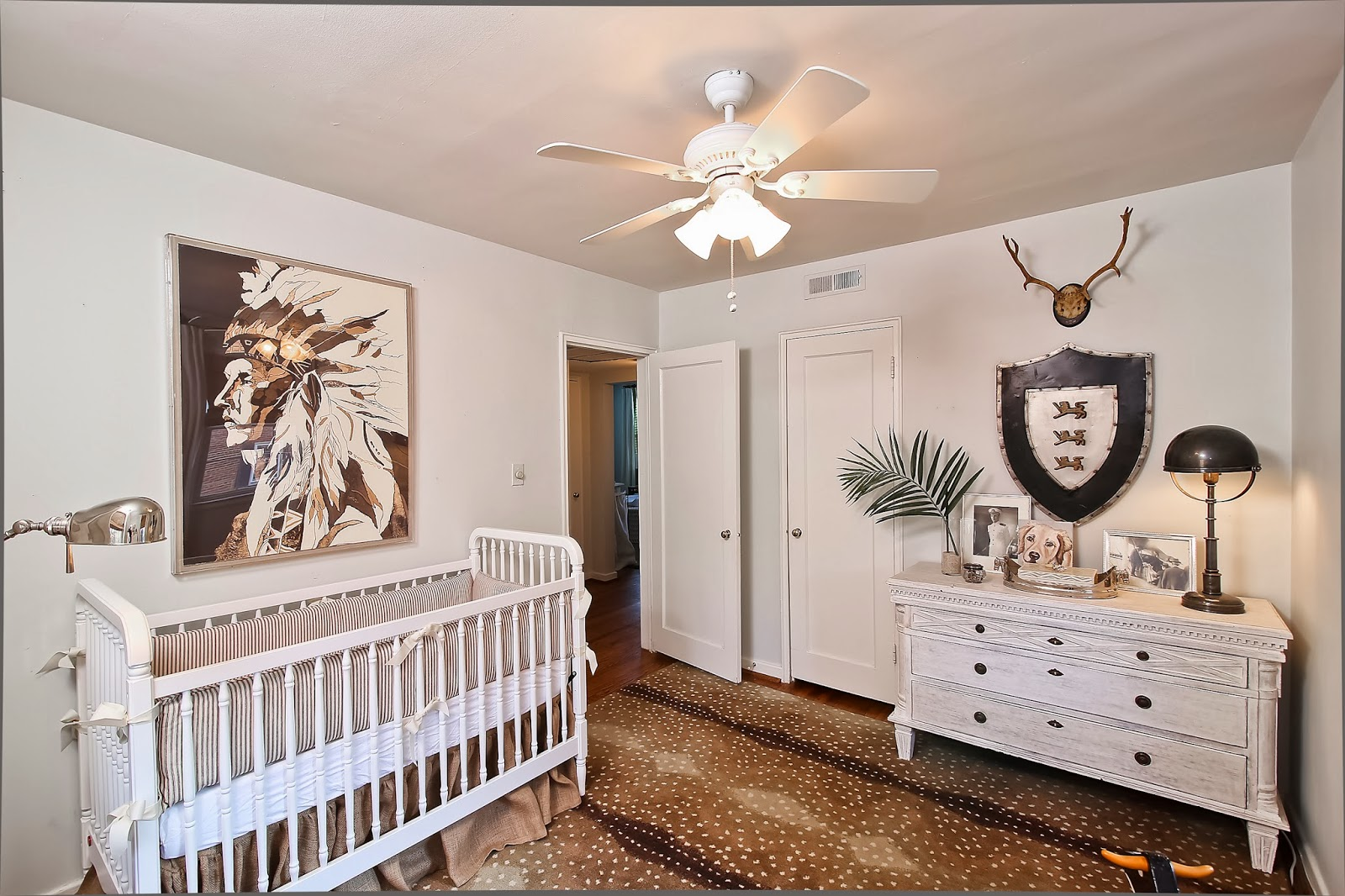 Nursery Ceiling Fans Haute Indoor Couture Portfolio