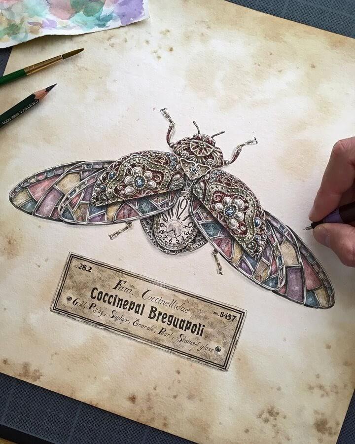 07-Steampunk-Beetle-Steeven-Salvat-www-designstack-co