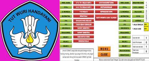 Aplikasi Kelengkapan Administrasi Guru Kelas SD/MI