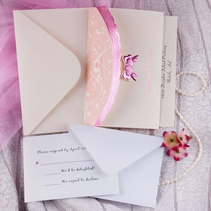 Cheap Print Your Own Wedding Invitations: Cheap Homemade Wedding Invitations: Make Your Own Wedding