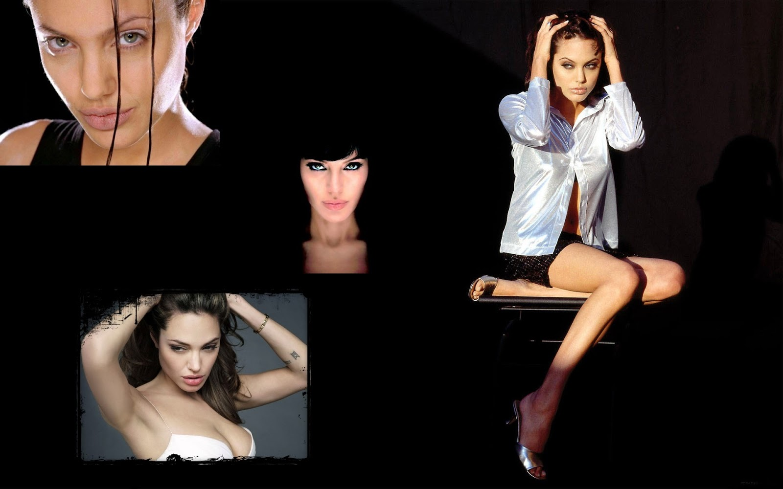 Angelina Jolie Gia Nude celebrity nude century: the most beautiful woman of our time?