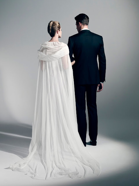 FANNY LIAUTARD créatrice de robes de mariées