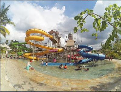 Wahana Jogja Bay Pirates Waterpark