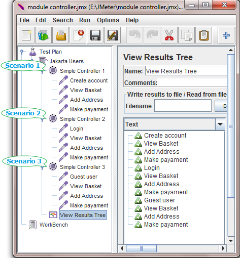 Software testing tutorials and automation: JMeter Module