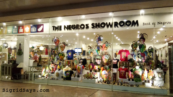 The Negros Showroom by ANP