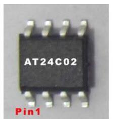 Installer AT24C02 1
