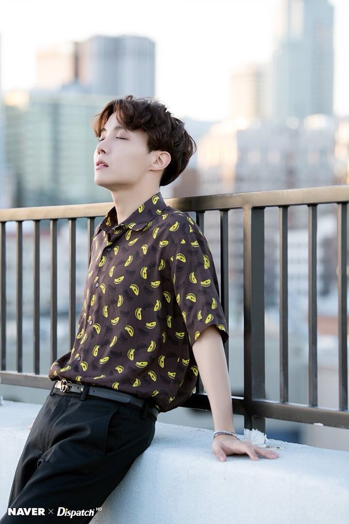 BTS J-hope Photoshoot 2018 NAVER X DISPATCH [wallpaper iphone/android]