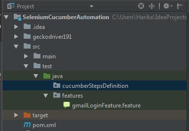 QA BABU: How to write the Step Definitions for the Cucumber