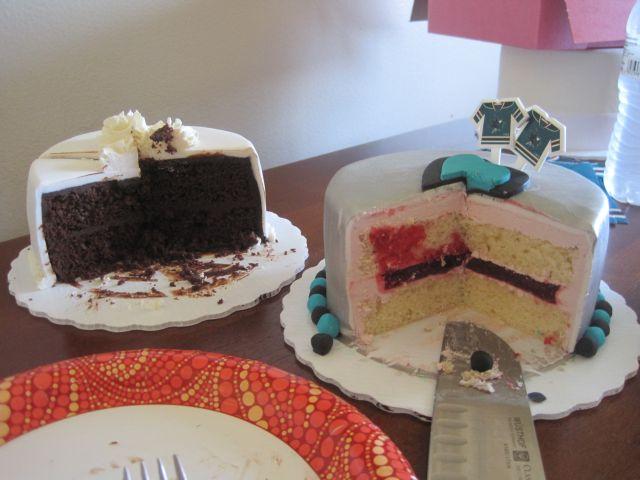Your Happy Baker: Wedding Cake Tasting