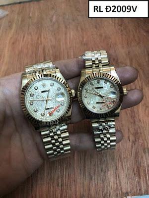 Đồng hồ nam Rolex Đ2009V quà tặng bạn trai đỉnh nhất