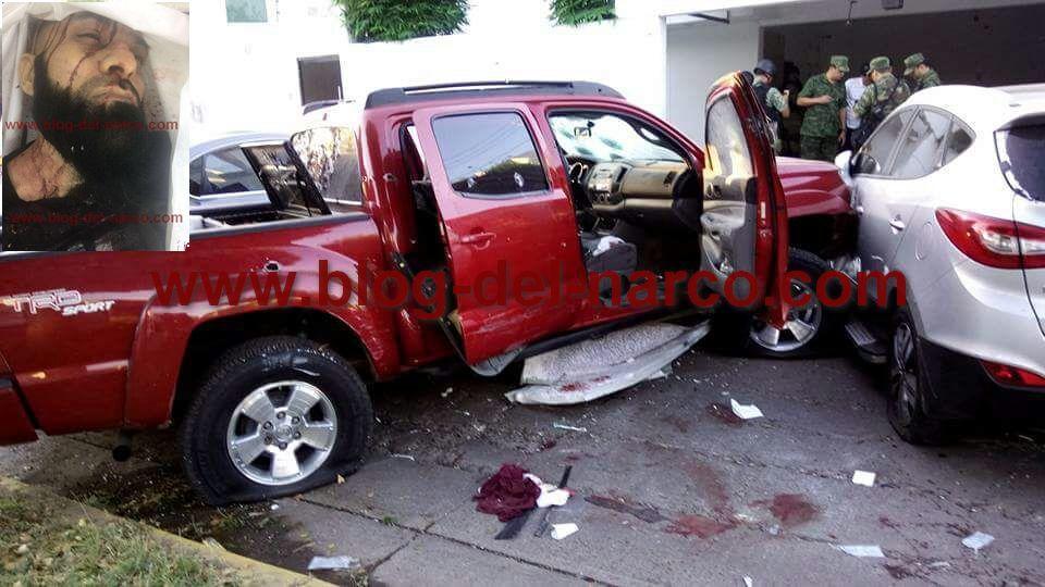 """""""El Sargento Phoenix"""", cubrió y dio su vida, para que Ismael Zambada Sicairos, alias """"El Mayito Flaco"""", escapara"""
