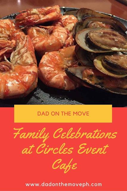 Circles Event Cafe restaurant review