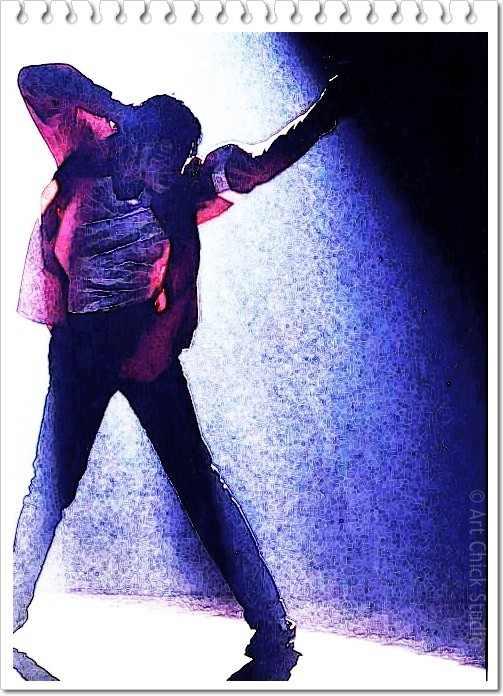 MJ Jam Michael Jackson Art