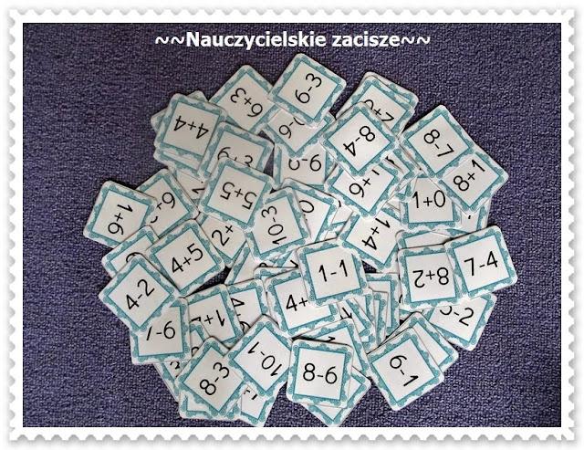 Matematyczna wojna darmowe karty do gry