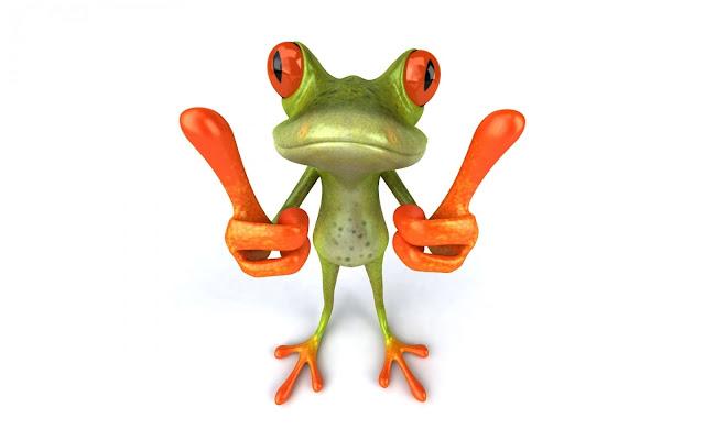 3D žaba download besplatne pozadine za desktop 1680x1050