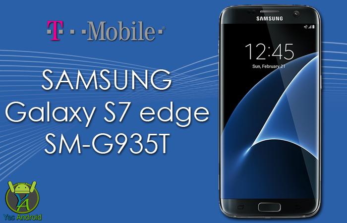 G935TUVU4BQB1 (7.0 Nougat)   Galaxy S7 edge SM-G935T