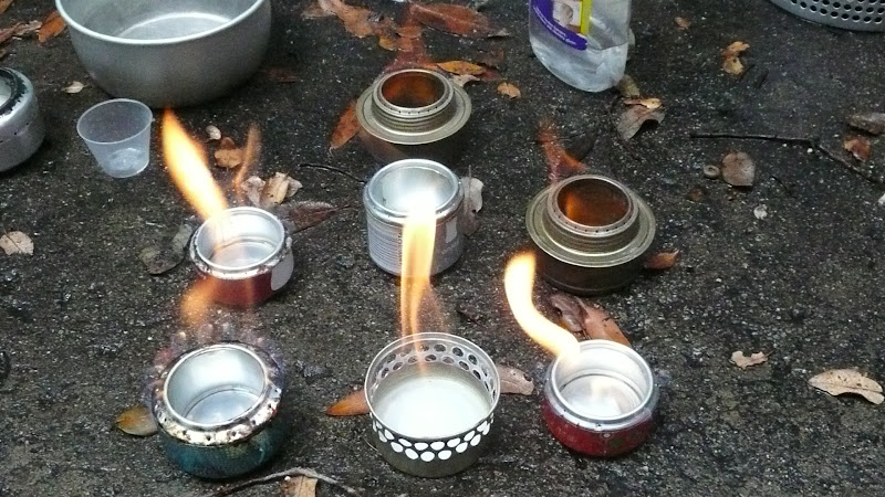 Adventures In Stoving: DIY Alcohol Stoves -- Basic Design ...