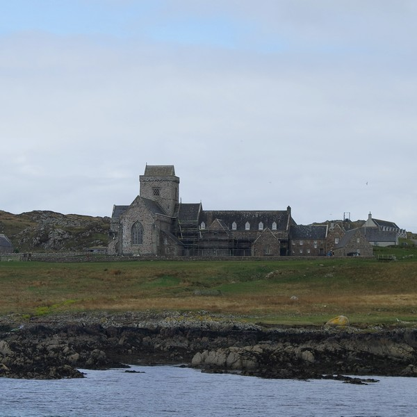écosse highlands île mull iona abbaye