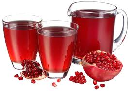 pomegranate juic health benefits in urdu