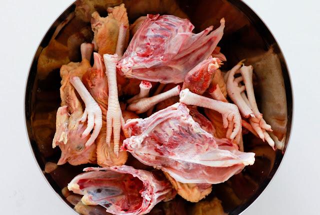 2 Day Chicken Bone Broth