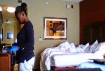 Σε όλους μας έχει περάσει από το μυαλό! Δες τι κάνει μια καμαριέρα ξενοδοχείου όταν λείπεις από το δωμάτιο [video]
