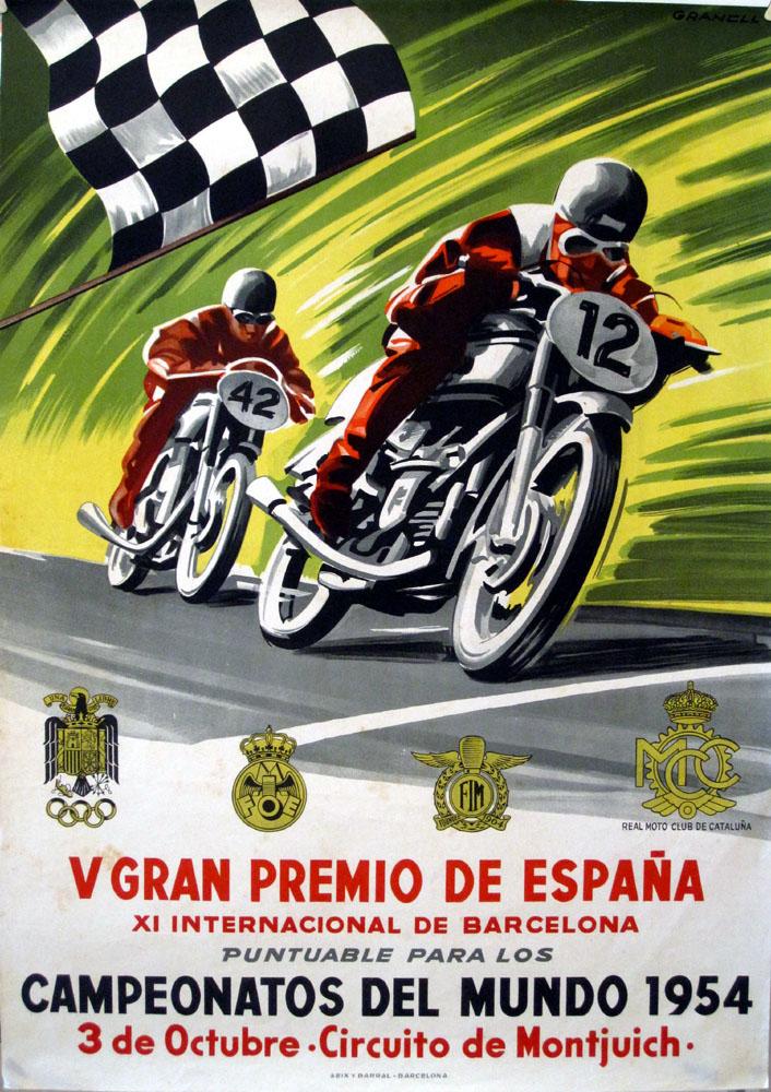 Vintage Motorcycle Races 87