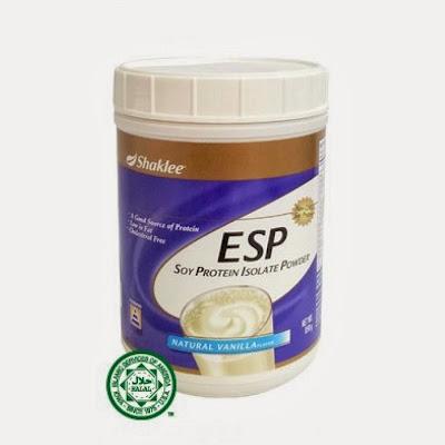 ESP hilangkan selulit