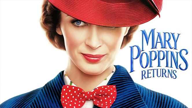 El regreso de Mary Poppins (2018) BRRip 1080p Latino-Ingles