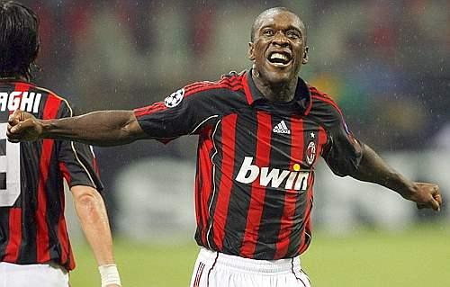 Best players in AC Milan History - Seedorf