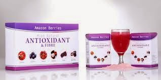 Jus Amazon Berries