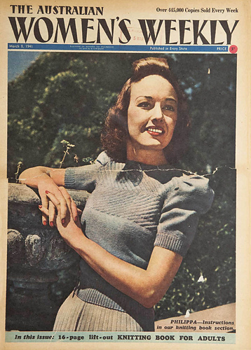 8 March 1941 worldwartwo.filminspector.com Australian Women's Weekly