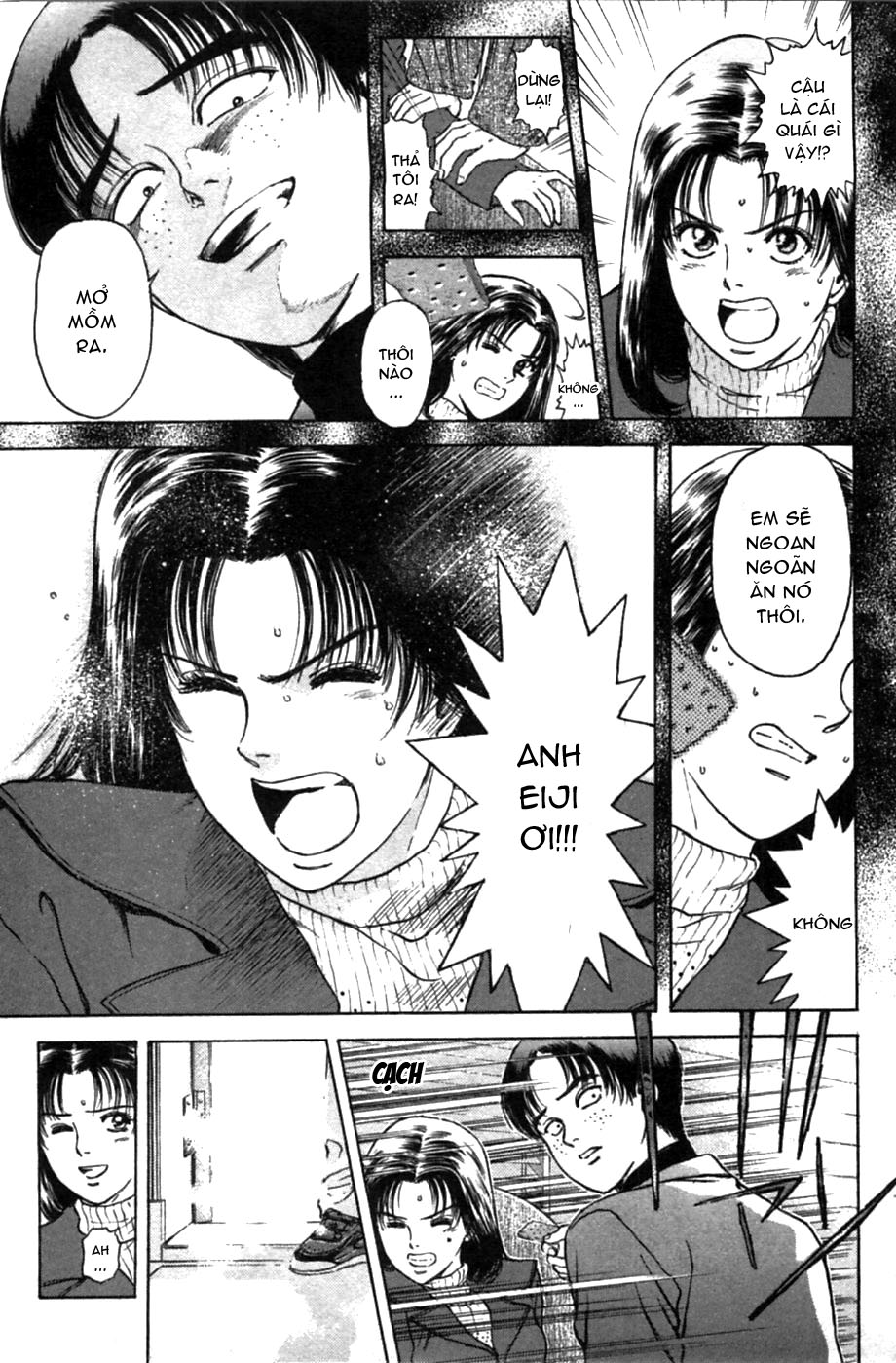 Psychometrer Eiji chapter 41 trang 12