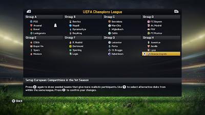 FIFA 15 ModdingWay Mod Update Season 2016/2017