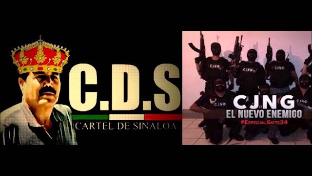 Esto es lo que se disputa El Cártel de Sinaloa vs El CJNG en Colima
