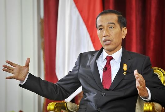 Jokowi Terapkan DP Nol Persen untuk Perumahan ASN dan TNI-Polri